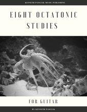 Eight Octatonic Studies