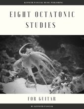 Eight Octatonic Studies