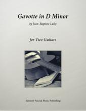 Gavotte_Lully_Guitar_Sheet_Music