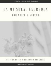 La_mi_sola_Laureola